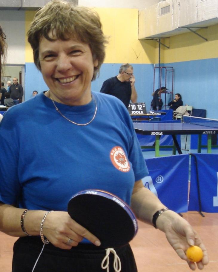 Ancora Miglior Giocatrice del Torneo: Binetti Maria (Ciatt Firenze)