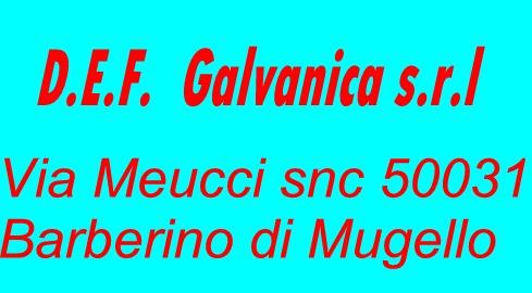 DEF GALVANICA